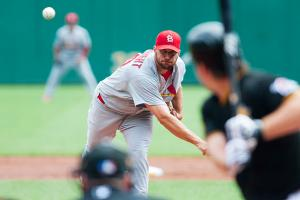 Adam Wainwright St. Louis Cardinals struggling