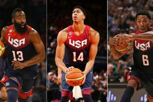 USA Basketball's James Harden, Anthony Davis and Derrick Rose all have reputations at stake during the FIBA World Cup.