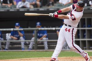 Adam Dunn trade White Sox Athletics