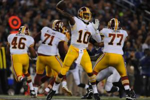 Washington Redskins QB Robert Griffin III has strong weapons at his disposal, but will he be good enough to be a top-5 fantasy option at his position?