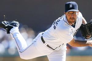 Justin Verlander Detroit Tigers postseason berth