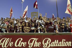 Sacramento Republic FC fans