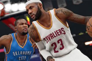 NBA 2K15 review: Examining new NBA game, FIFA 15, other video games