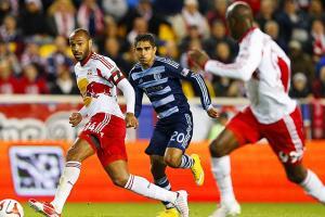 Thierry Henry, BWP Red Bulls vs. Sporting KC