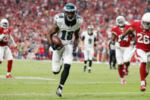 NFL Week 9: Jeremy Maclin enjoying breakout season with Philadelphia Eagles