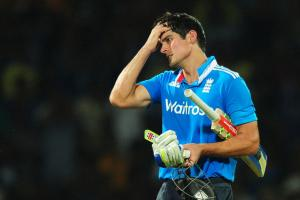 Report: Alastair Cook will not captain English cricket...