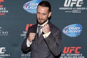 CM Punk, UFC