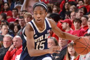 Notre Dame wants Lindsay Allen to become more