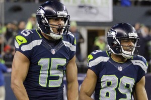 Doug Baldwin, Jermaine Kearse not best WRs in NFL, but underestimate at own risk
