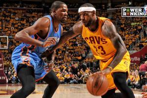 LeBron James; Kevin Durant