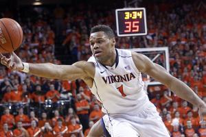 Justin Anderson, Virginia Cavaliers