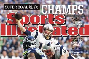 Patriots win fourth Super Bowl title