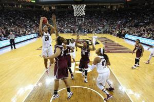Can Dawn Staley and South Carolina beat UConn?