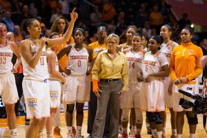 Lady Vols embrace umfamiliar role in the SEC tournament