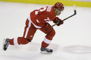Andreas Athanasiou goal red wings griffins