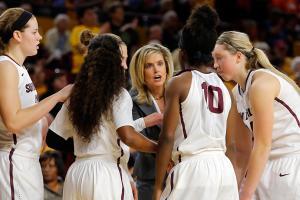 Resetting the women's tournament: Arizona State, 11-see...
