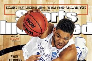 Kentucky on brink of history