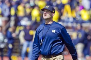 Harbaugh admits wearing out welcome in SF