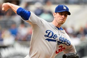 Brandon McCarthy Dodgers injury