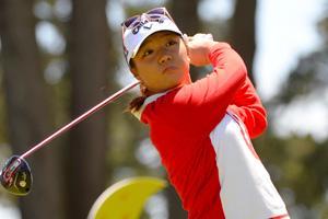 LPGA golfer Lydia Ko