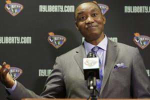 Lisa Leslie: Isiah Thomas shouldn't be in charge of wom...