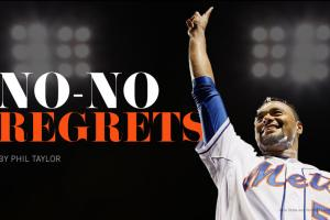Johan Santana, New York Mets