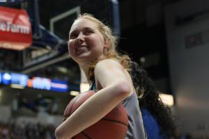 Indiana Fever to honor Lauren Hill on June 14