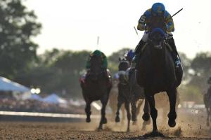 American Pharoah, the Belmont and a story for all time