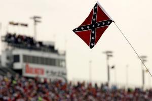 Daytona International Speedway offers Confederate flag...