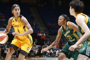Tulsa Shock guard Skylar Diggins out for season after A...