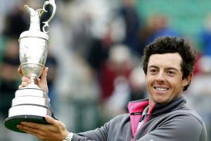 Top-ranked golfer Rory McIlroy tears ligament in left a...