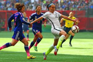 Lauren Holiday is retiring after helping the USA win the Women's World Cup