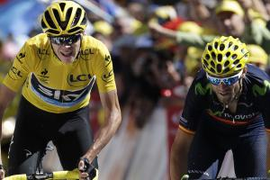 Chris Froome wins 2015 Tour de France