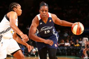 Chelsea Gray overcomes multiple knee injuries to flouri...
