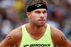 Olympian Nick Symmonds selling his skin on Ebay