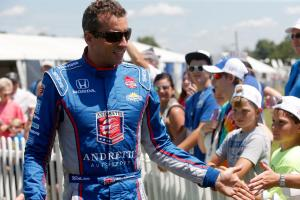 IndyCar's Wilson critical, in a coma after crash