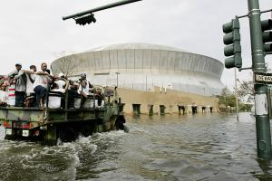 Hurricane Katrina Anniversary: Sports helping New Orleans heal