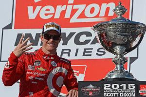 Thoughts on Scott Dixon's fourth IndyCar title
