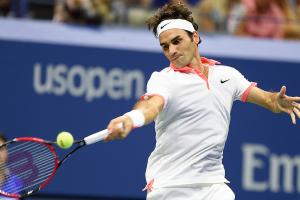 Will Roger Federer go to the U.S. Open men's final?