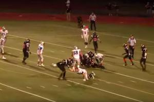 Defenders of HS player: Helmet strike was accident
