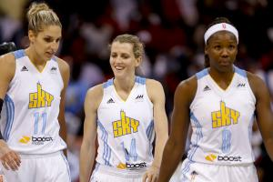 Watch: Inspiring WNBA playoffs commercial