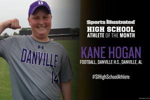 High School Athlete of the Month battling leukemia