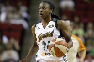 Jewell Loyd named WNBA Rookie of the Year