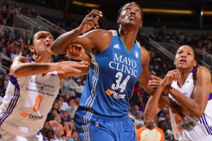 Lynx's Fowles chasing redemption in WNBA Finals