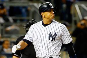 Alex Rodriguez Yankees