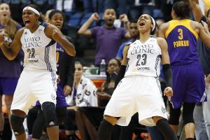 Lynx seek third title in five seasons in Game 5