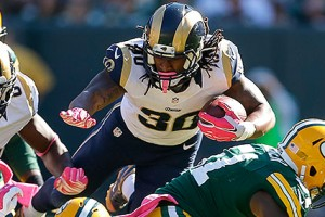 Audibles Podcast: NFL Week 5 recap after Josh McCown, Todd Gurley star