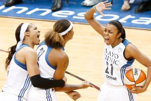 Lynx top Fever for third WNBA title in five years