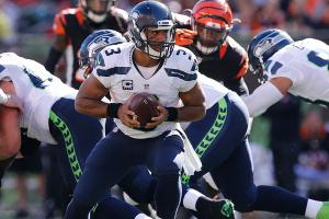 NFL Week 6: Russell Wilson doing too much for the Seahawks