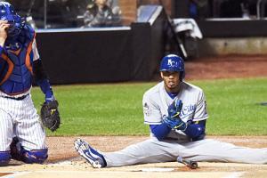 Travis d'Arnaud, New York Mets; Alcides Escobar, Kansas City Royals
